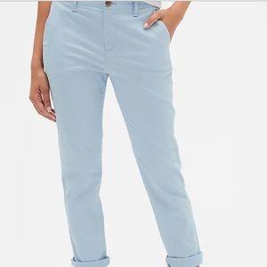 Gap Girlfriend Chino pant, light blue 💙
